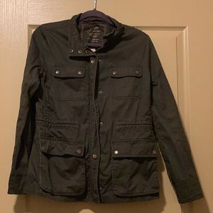 J Crew utility jacket